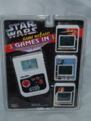 Star Wars Game Wizard LCD Handheld 3 Games in 1 by Micro Games of America