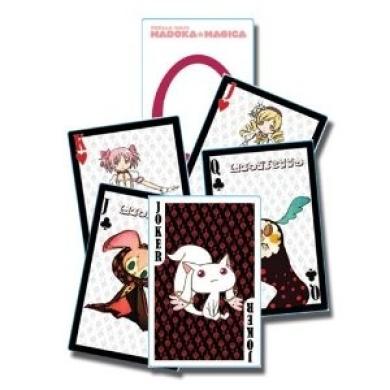 Madoka Magica Playing Cards