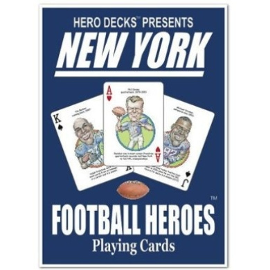 Hero Decks - New York Giants - Playing Cards