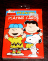 Rare! Peanuts Gang Deck Playing Cards - Snoopy, Charlie Brown, Etc.