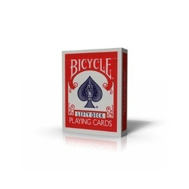 Bicycle Lefty Deck - Playing Cards for the Left Handed