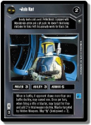Star Wars CCG Enhanced Jabbas Palace Jodo Kast