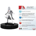 Marvel Heroclix 10th Anniversary Emma Frost counter top