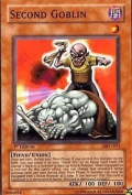 YuGiOh Magician's Force Second Goblin MFC-013 Common [Toy]