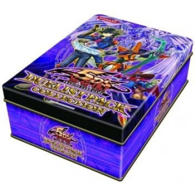 YuGiOh 5D's 2010 Duelist Pack Exclusive Collection Tin with Starlight Road Promo Card
