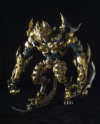 Gold Knight Garo