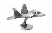 F-22 Raptor Metal Earth 3D Laser Cut Steel Fighter Jet Mode