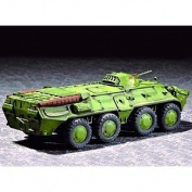Trumpeter 7267 Toy Tank Russian  BTR-80  APC