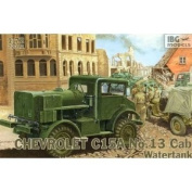IBG Models 1/72 Chevrolet C15A Cab 13 Water Tank Military Truck