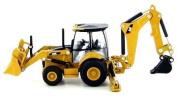 CAT 450E Backhoe Diecast Model Excavator