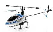 New & Improved WL V911 4 CH Single Rotor Helicopter Version 2 White/BLUE