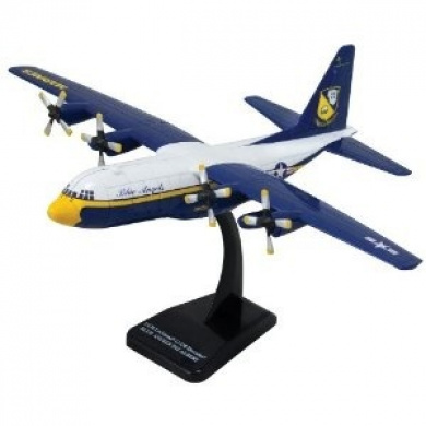 InAir E-Z Build C-130T Blue Angels Fat Albert Model Kit