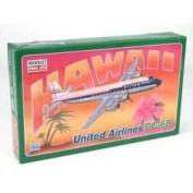 United DC-6B Minicraft 1/144 Plastic Model Kit