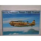 "Modelcraft ""North American Texan T-6G Tariner"" Plastic Model Kit"