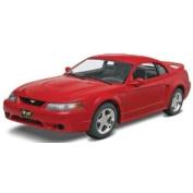 Revell Monogram '99 Mustang SVT Cobra Plastic Model Kit