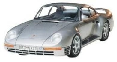 Porsche 959 1/24 Scale Plastic Model Kit