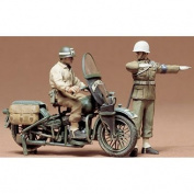 TAMIYA Military Kit 1:35 35084 US Military Police Set Ltd