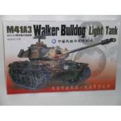 "AFV Club ""M41A3 Walker Bulldog Light Tank"" Plastic Model Kit"