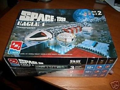 Space 1999 Eagle 1 Transporter Model Kit
