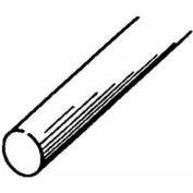 166 Solid Brass Rod 0.5cm (5)