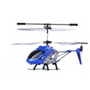 Syma S107 Electric RC Helicopter GYRO RTF (Colours May Vary) USB Charging LED Lights Infrared