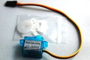 Arduino Compatible LS-0006 Servo - Plastic Gear Analogue