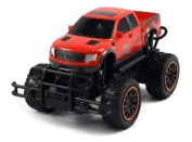 Licenced Ford F-150 SVT Raptor Electric RC Truck Mean Machines RTR