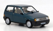 Autobianchi Y, turquoise met., Model Car, Ready-made, Edison 1:43
