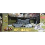 TBF-1 Avenger Atlantic Patrol