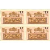 Centennial of Sound Recording Set of 4 x 13 Cent US Postage Stamps Scot 1705