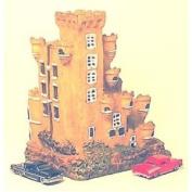 Miniature Castle - N Trains Train Layout Building
