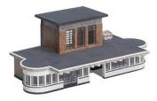 Art Deco Station Building