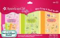 American Girl Crafts Mini Scrap and Stuff Books