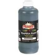 Ready-to-Use Tempera Paint, Black, 470ml