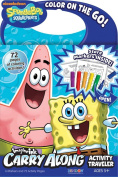 Bendon Publishing SpongeBob Carry Along Activity Traveller