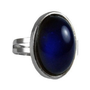 Original Oval Mood Ring (Adjustable Size) One size fits all