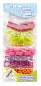 Perler Beads Perler Shapes Bead Bag, Sunset Colour Mix