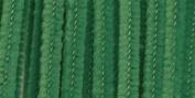 "Chenille Stems 6mm 12"" 25/Pkg-Emerald Green"