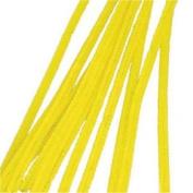 100 Yellow Chenille Stems