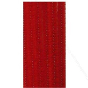 100 Red Chenille Stems