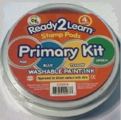 CENTER ENTERPRISES CE-6616 JUMBO CIRCULAR WASHABLE PADS PRIMA-RY KIT