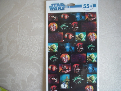 Star Wars Stickers (55+ Count)