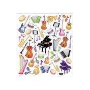 Multi-Coloured Stickers-Orchestra
