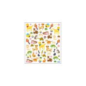 Multi-Coloured Stickers-Pets Multi-Coloured