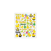 Multi-Coloured Stickers-Ducks
