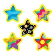 Poppin Patterns Stars Stickers