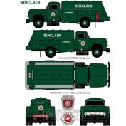 N 1954 Ford F-700 Tank Truck, Sinclair