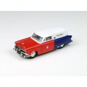 HO 1953 Ford Courier, US Mail