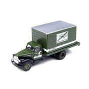 HO 1941-46 Chevy Box Truck, US Mail