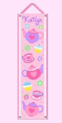 Teap Party Personalised Growth Chart